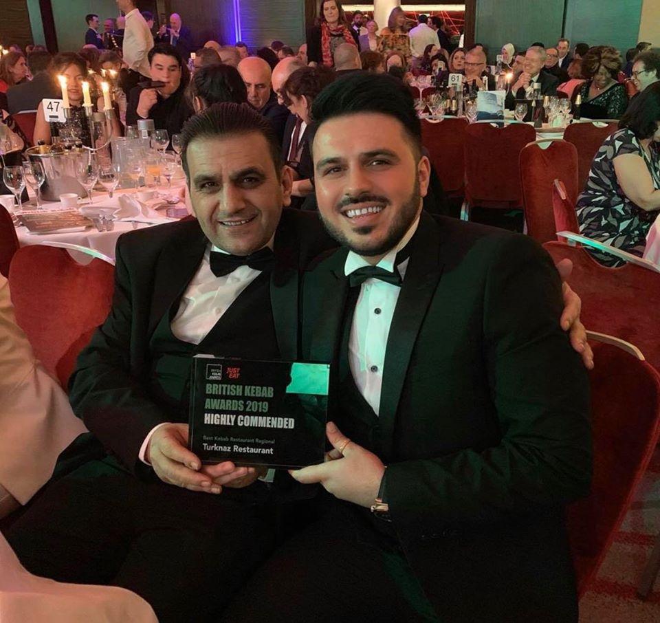 Best Kebab Restaurant Regional Winner 2019