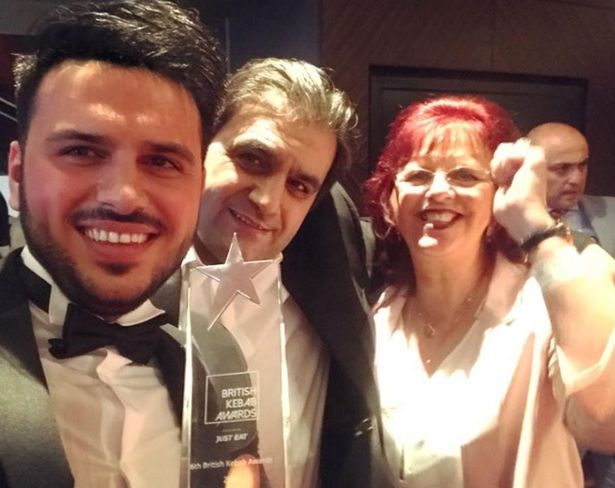 Best Kebab Restaurant Regional Winner 2018